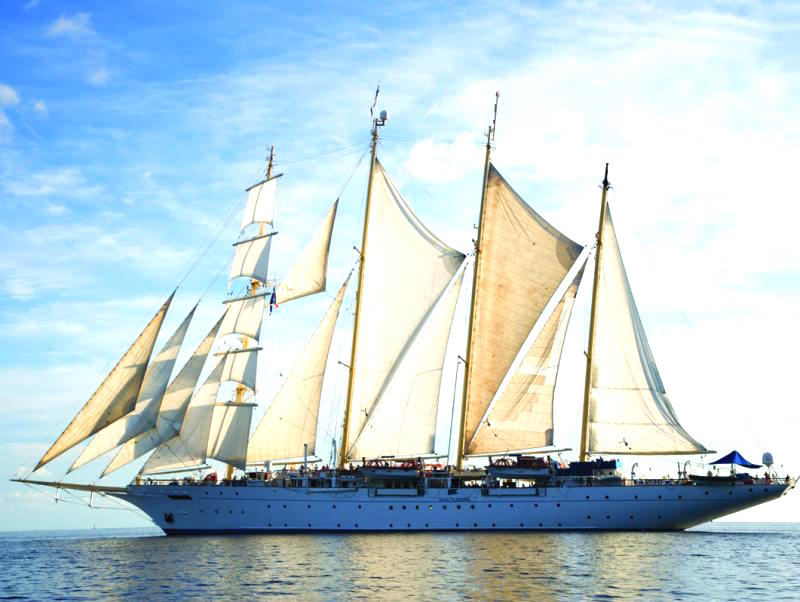 star clipper yacht cruises in bali