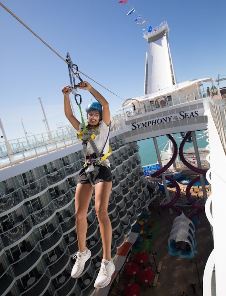 Royal Caribbean For Family Cruises