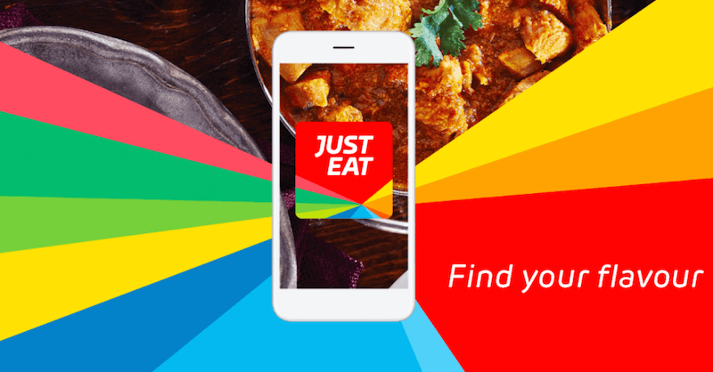 collect avios with just eat
