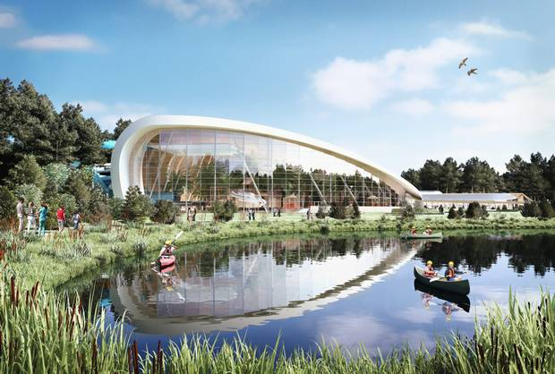 how to save money at center parcs