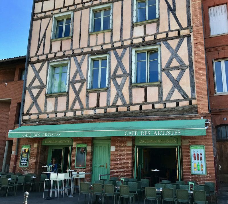 toulouse cafe