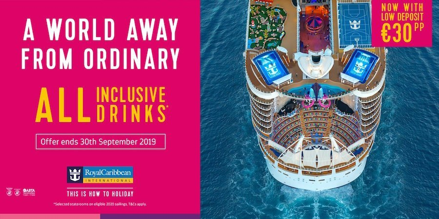 royal caribbean 2020 cruises