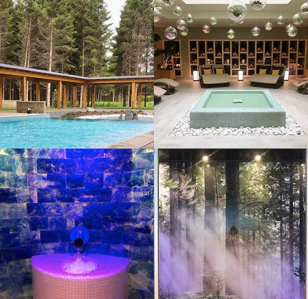 center parcs aqua sana spa