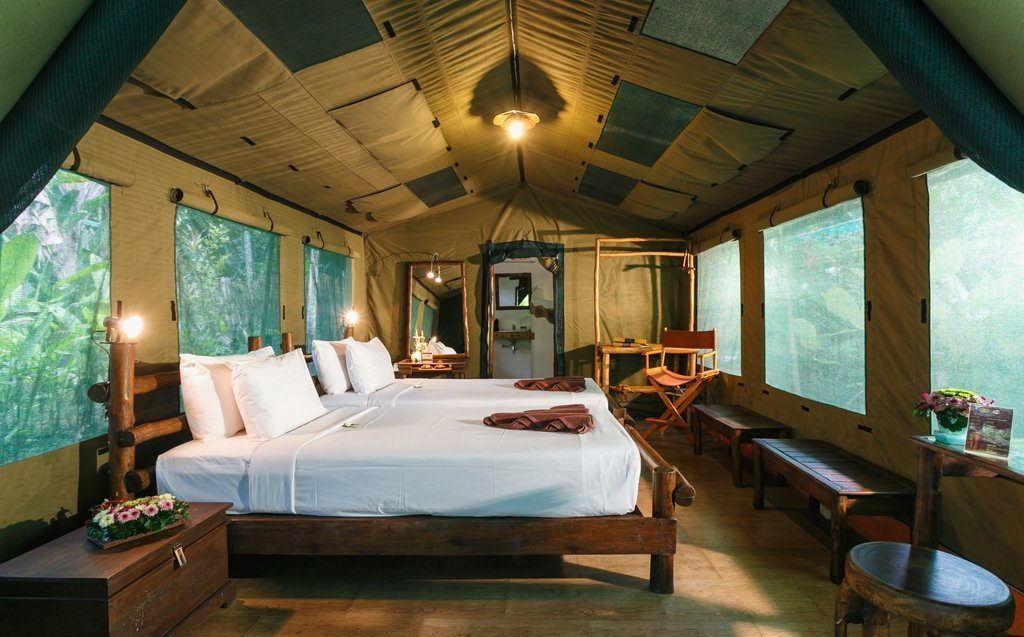 where to stay in thailand - elephant hills