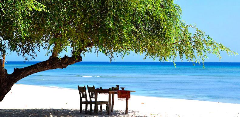 bali and lombok holidays
