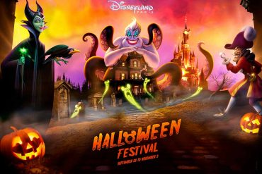 halloween festival at disneyland paris