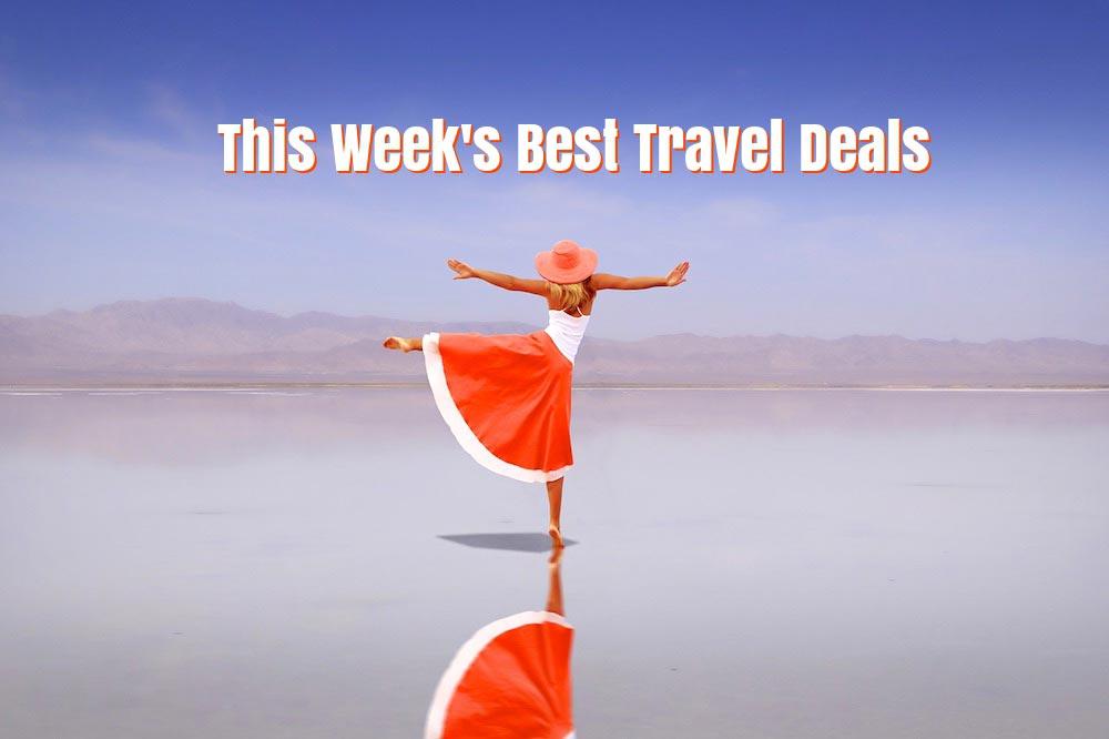 travel deals for october 2019