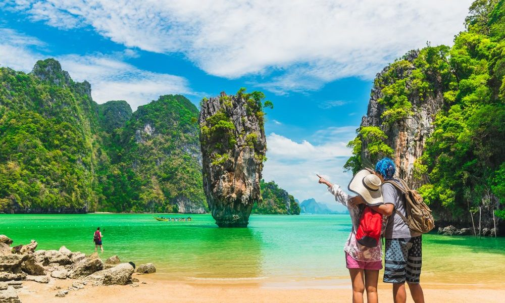 where to stay in thailand - visit james bond island