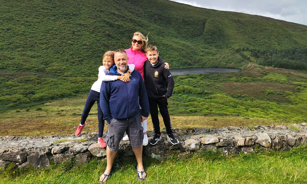 family breaks in ireland