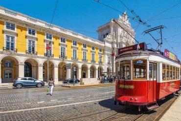 Best lisbon hotels for city break