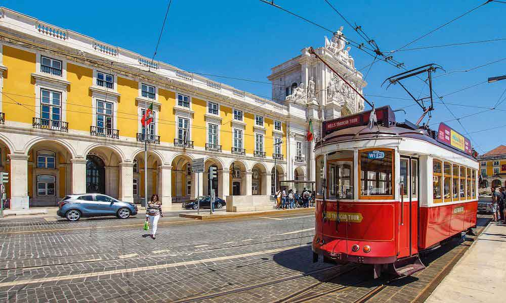 Best lisbon hotels for city break