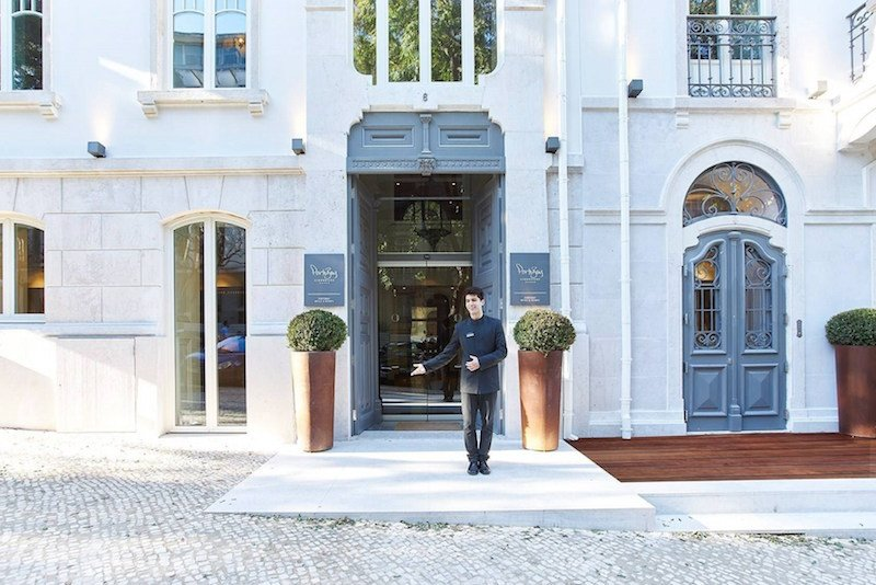 five star lisbon hotels