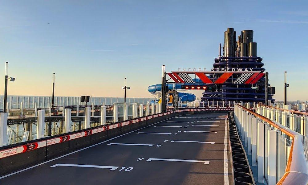 family cruise deals on norwegian encore