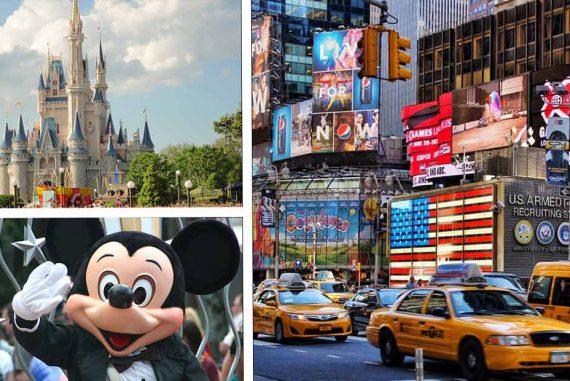 New York & Orlando Holiday