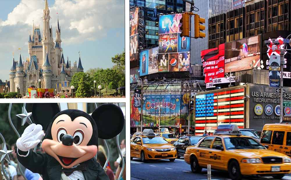 New York & Orlando Holiday