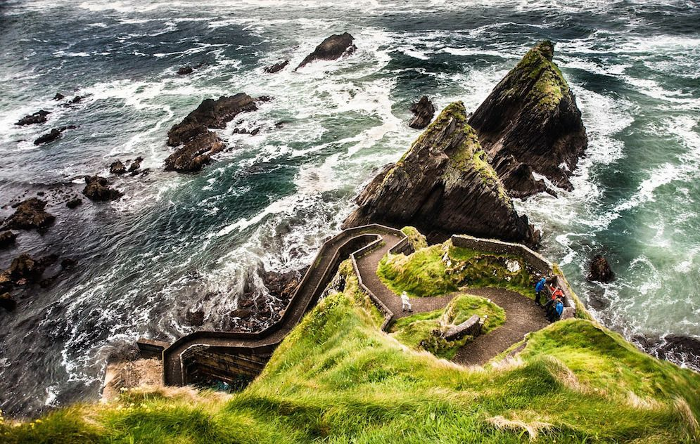 Slea Head Drive on the Wild Atlantic Way