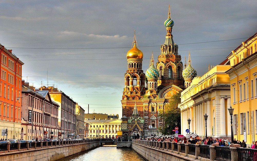 st petersburg cruise deal