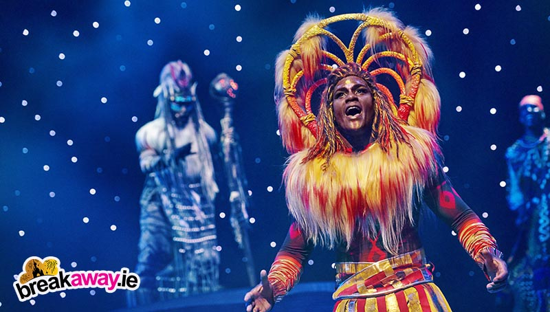 lion king festival at disneyland paris
