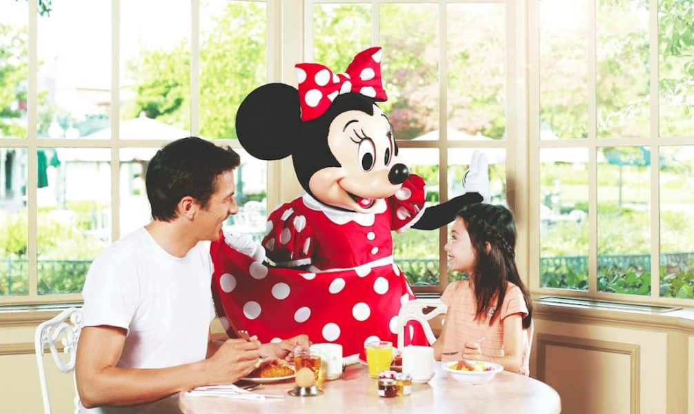 disneyland paris free dining offer