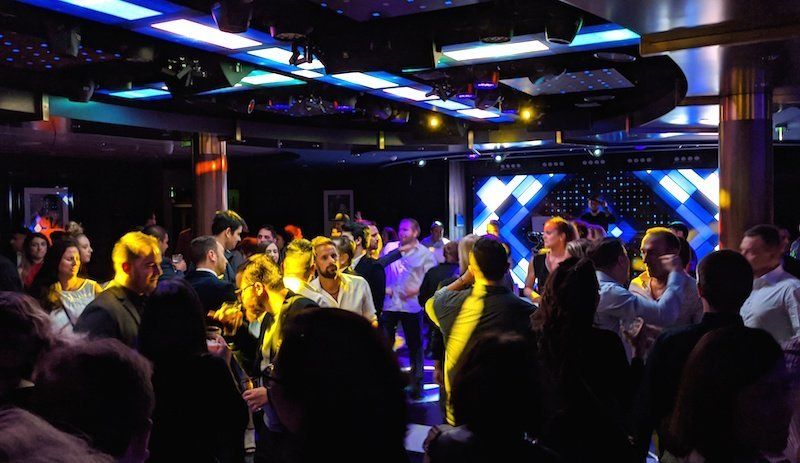 disco on norwegian encore