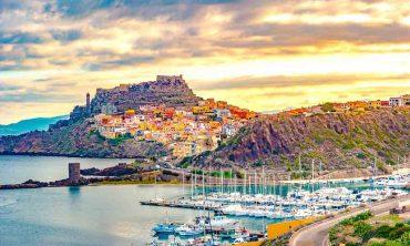 luxury short break in Sardinia