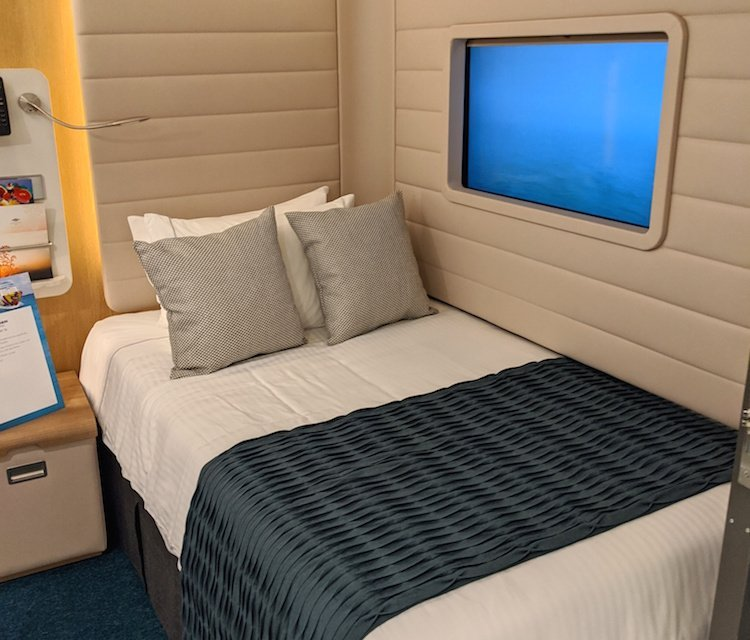 single studio on norwegian encore