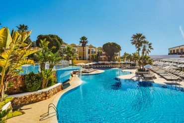 family holiday to menorca