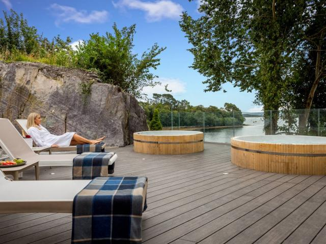 spa hotels in Ireland - Eccles Hotel West Cork