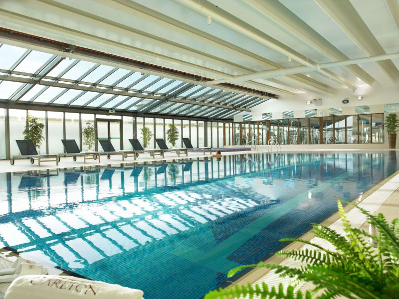 hotel deals in ireland with swimming pools