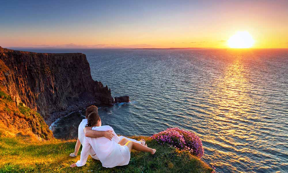 ireland romantic holidays