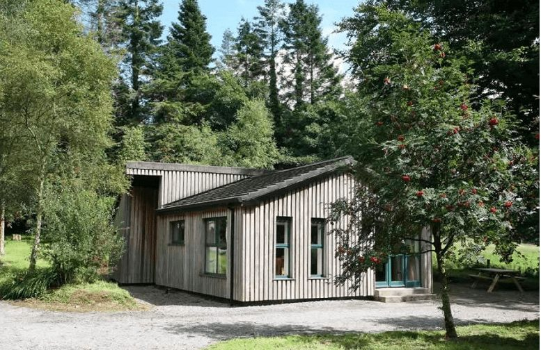 ballyhoura forest lodges