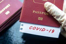 travel updates due to coronavirus