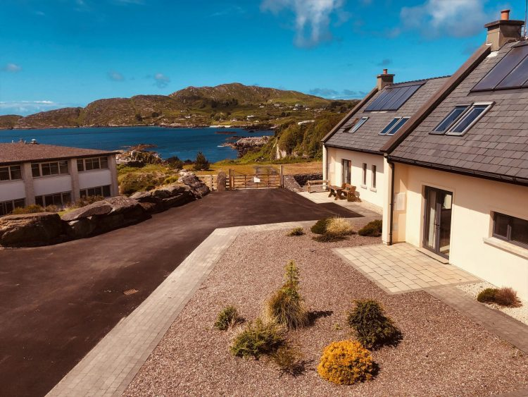 holiday homes in Ireland on hotel grounds