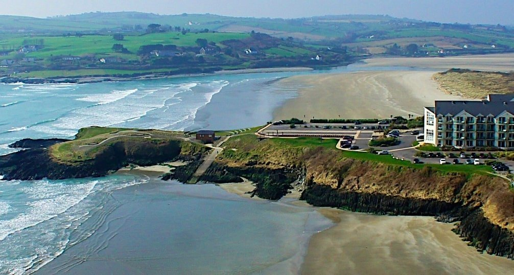 Inchydoney hotel one of the best beach hotels in Ireland