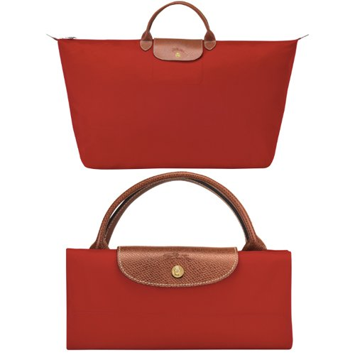 longchamp foldable bag - unique travel gifts