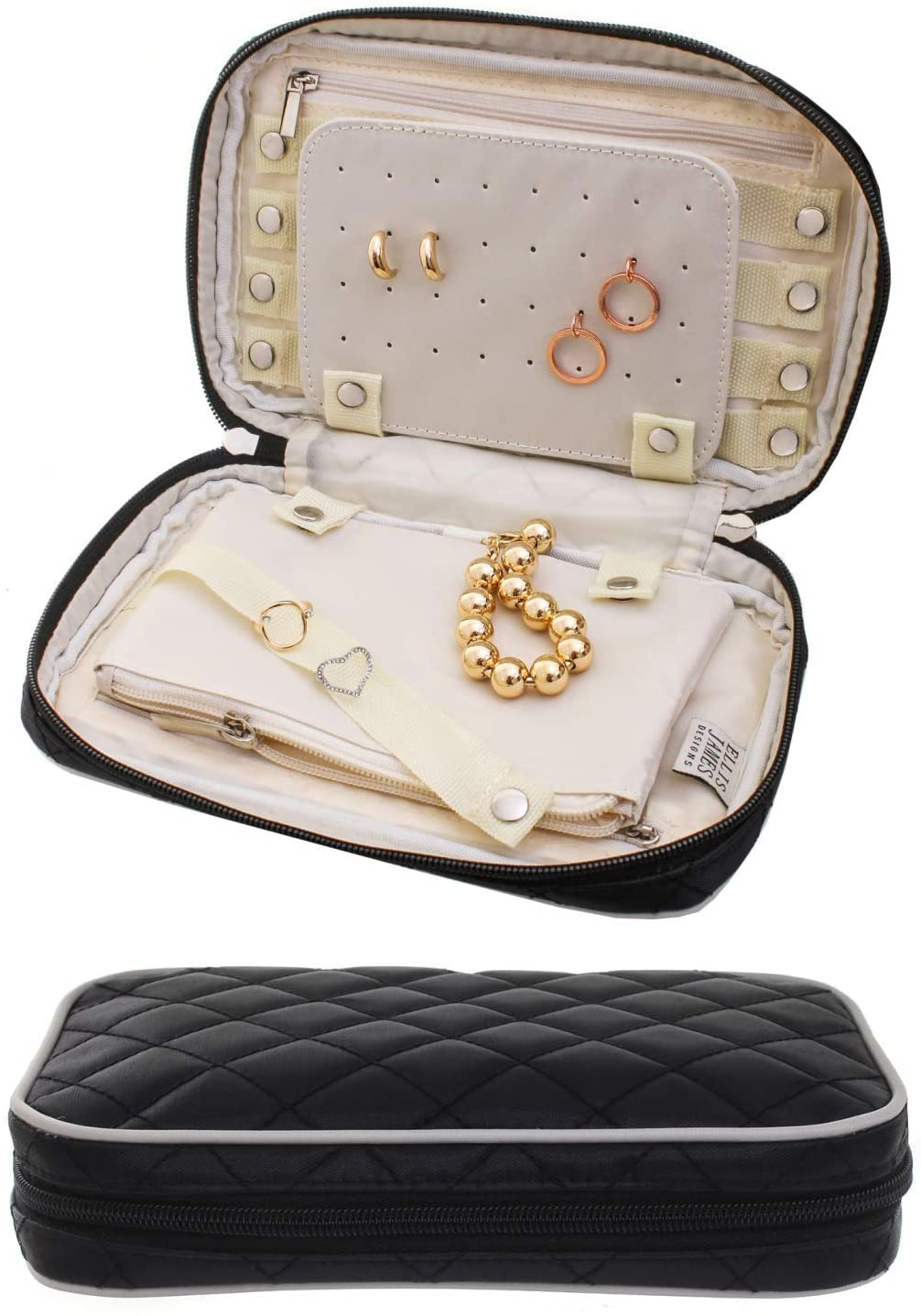 unique travel gifts - jewellery case