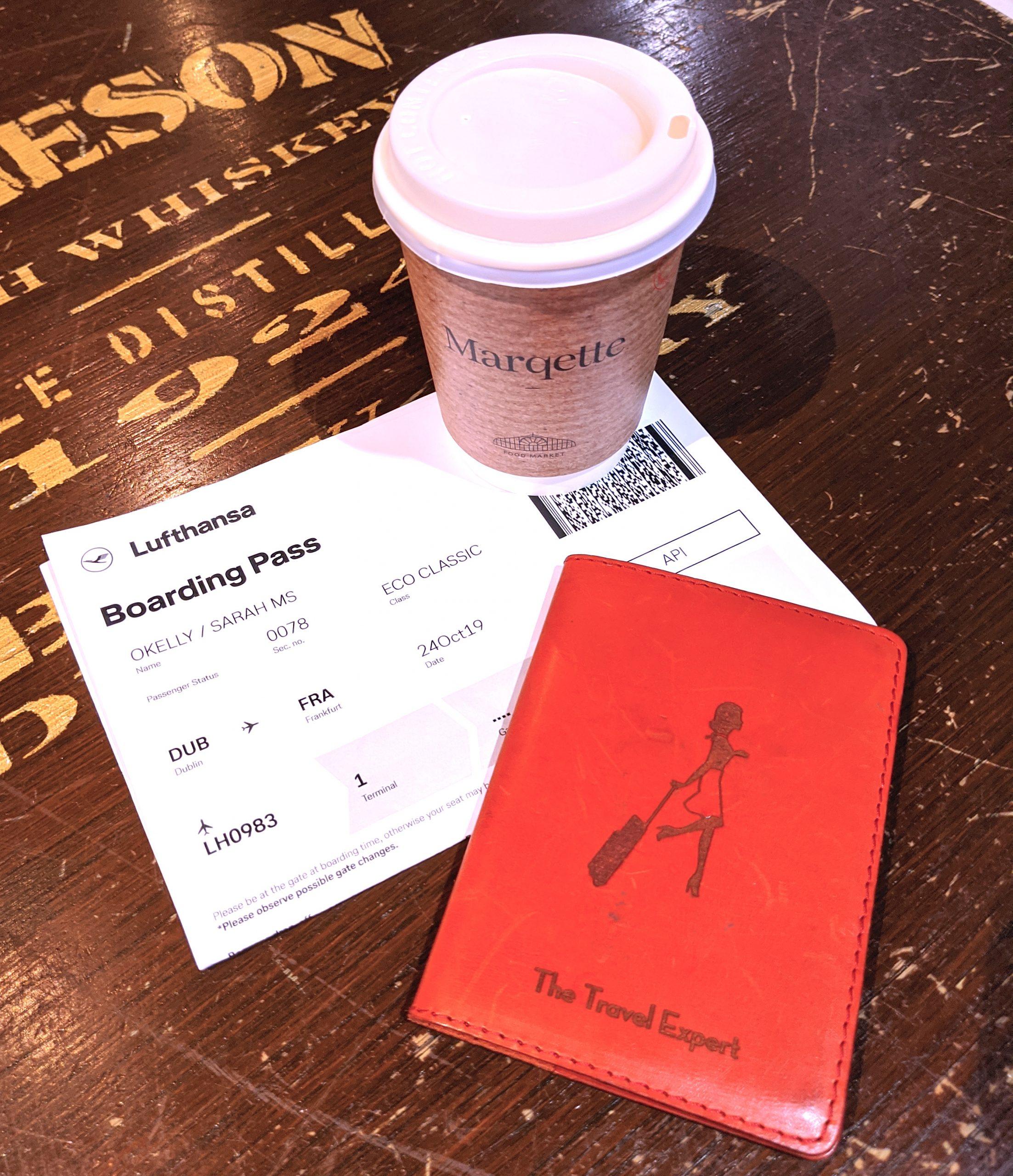 passport holder travel gifts
