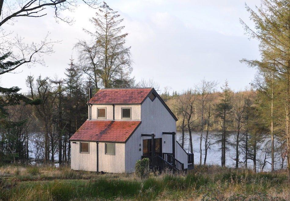 luxurious cabins in Ireland