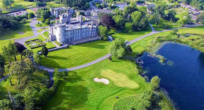 Dromoland Castle is one of the best hotels in Ireland on the Wild Atlantic Way
