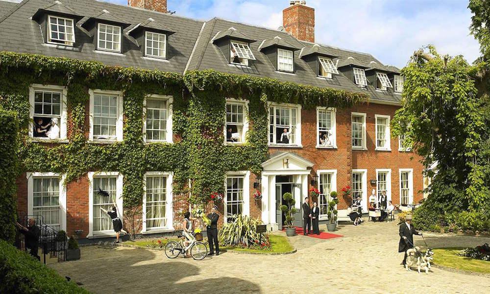Hayfield Manor - one of Ireland's best hotels