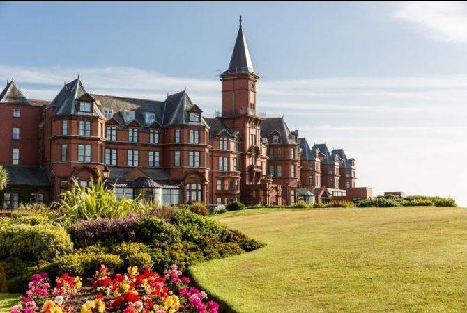Slieve Donard Hotel is the best beach hotel in Northern Ireland