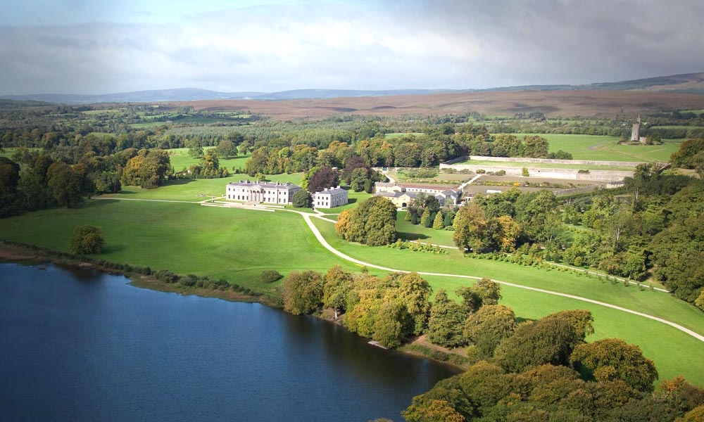best hotels in ireland - ballyfin demesne