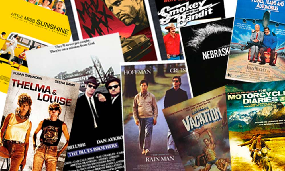 My best road movies selection
