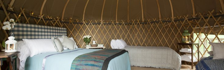 glamping sites in ireland