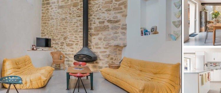 airbnbs in france near wine region
