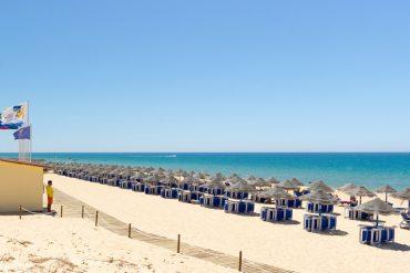 Best beach hotels in the Algarve