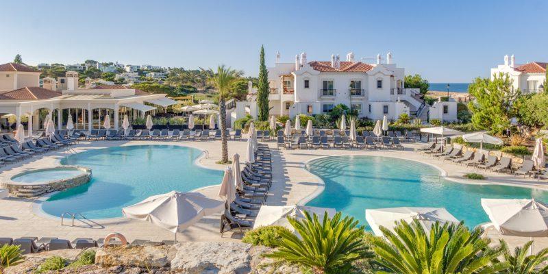 best beach club in the Algarve