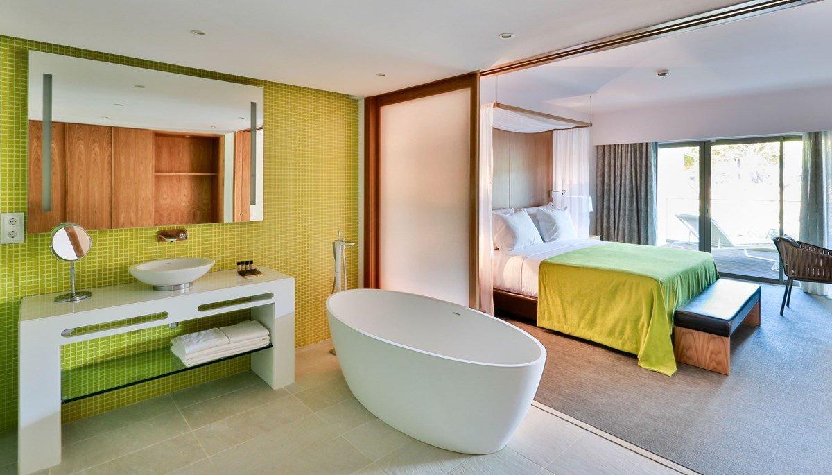 five star beach hotel in the algarve