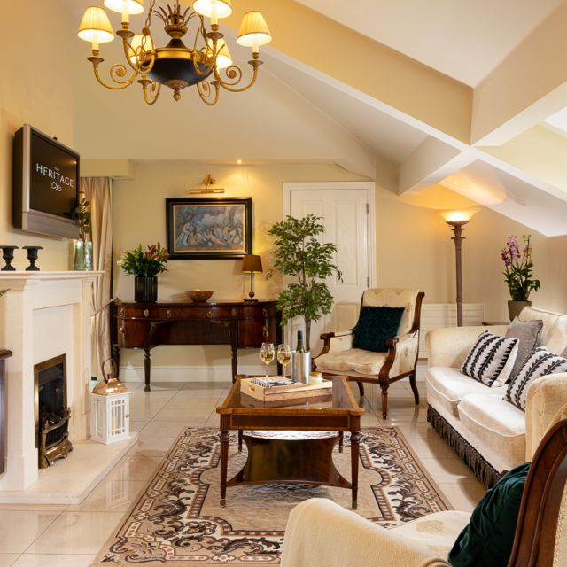 self catering breaks in Ireland at the Heritage Hotel.