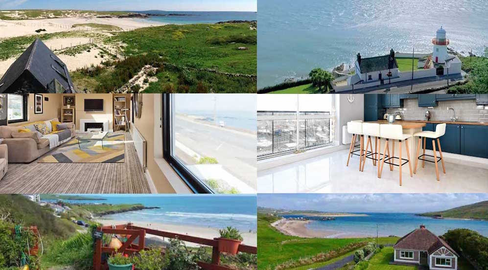best airbnbs in Ireland near the beach
